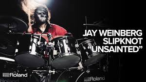 But even more helpful was their. Jay Weinberg Slipknot Unsainted Playthrough On Roland Vad506 Youtube
