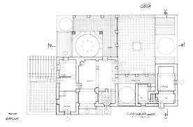 the casaroni house plans ilrating the rooms arrangements and thermal mass ratio ground