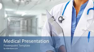 Medical Powerpoint Background Doctor Of Medicine Powerpoint Template
