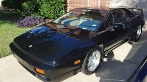 For $17,000, Is This 1993.5 Lotus Esprit SE The Cheapest Way To ...