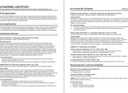 Administrative Manager Resume Resume Format For Admin Manager