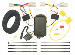 reese trailer wiring kit solidfonts trailer electrical connectors reese brands