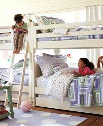 Smash them all into one room! Buy these bunk beds at Pottery Barn