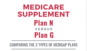 Medicare Plan N Vs Plan G Which Is Better Freemedsuppquotes
