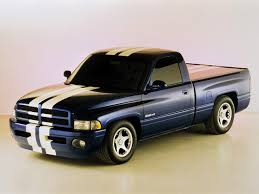 Dodge Ram VTS Concept (1996) – Old Concept Cars