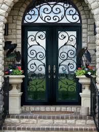 fascinating glass panels for front doors traditional door with panel transom window