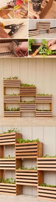 diy vertical vegetable garden by christina carrera