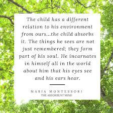 The Best Montessori Quotes Maria Montessori Pinterest Impressive Maria Montessori Quotes