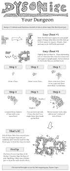 Tips Tricks For Drawing Dungeon Maps Rpg