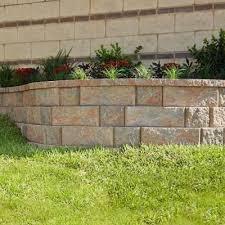 concrete retaining walls garden wall