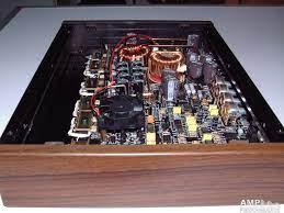 µ-Dimension EL-D61 - AMP Performance