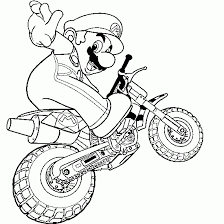 Super Mario Coloring Pages Coloring Pages For Kids 21 Free