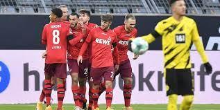 V.) ist mit 111.599 mitgliedern der größte sportverein in köln und der sechstgrößte in deutschland. Borussia Dortmund Gegen 1 Fc Koln Die Partie Zum Nachlesen Im Ticker Kolner Stadt Anzeiger