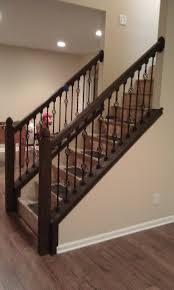 Unique Indoor Stair Railing