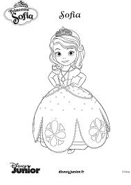 Les Coloriages De Princesse Sofia Zouzous Dessins Anim S Pour