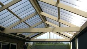 roofing making light work corrugated polycarbonate roof panel polycarb 217 ft x 8 plastic