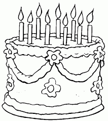 Small Picture Birthday Coloring Pages at Children Books Online