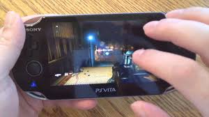 First Impressions Destiny on PS4 Remote Play With PS Vita