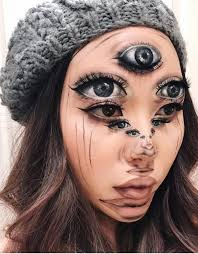 everyday makeup looks mostly using herself as a canvas for her optical illusions mimi says to be honest i never thought anybody would be interested