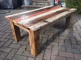 lovable rustic barnwood coffee table diy reclaimed barn wood coffee table diy and crafts