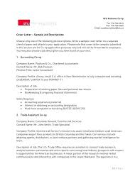 Junior Accountant Resume Experience Certificate Format Doc