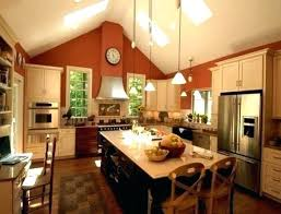 Vaulted ceiling kitchen lighting Inclined Ceiling Vaulted Ceiling Kitchen Vaulted Ceiling Kitchen Lighting Ideas Ideas Cathedral Ceiling Kitchen Lighting Ideas And Photo Kucerapetrinfo Vaulted Ceiling Kitchen Kucerapetrinfo