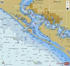 St Andrew Bay Marine Chart Us11391_p140 Nautical