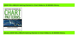 Best Selling 5 Getting Started In Chart Patterns E Books