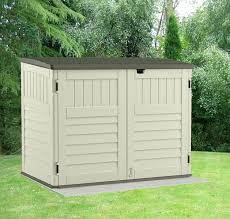 home horizontal sheds