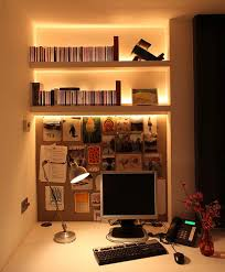 creating a home office. Home Office With A John Cullen Lighting Scheme Creating