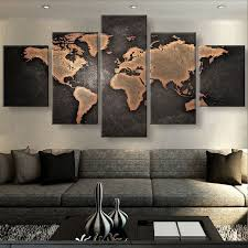 wall decor for mens apartment