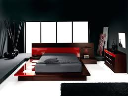 modern bedroom black and red. Fine Modern Cozy Black And Red Bedrooms Collection Simple Modern Bedroom  Decor Grey  Intended Modern Bedroom Black And Red