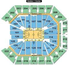 Sacramento Kings Stadium Seating Chart Golden 1 Center Seating Chart Views Reviews Sacramento