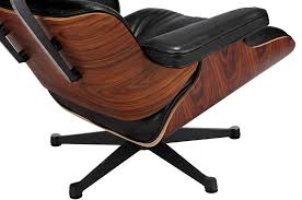 replica eames lounge chair and ottoman black. classic lounge chair \u0026 ottoman black style replica eames and