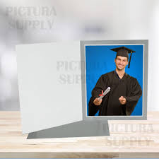 professional quality style gray cardboard folder for just pennies easy slide in photo makes it great for on the spot event photo printing