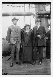 Dr. R.S. Lee -- J. Etta Mullen -- Dr. C.A. Porter - digital file from  original neg. | Library of Congress