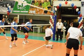 Первенство ДЮСШ по волейболу Марта blog cdtorg Томская ДЮСШ 2 по волейболу отпраздновала 40 летний юбилей