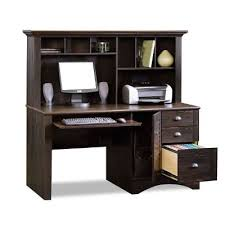 computer desk for office. antique black computer desk with hutch harbor view for office u