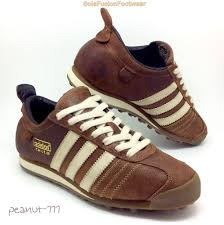 adidas chile 62 brown trainers size 6 mens womens vtg leather sneaker 6 5 39 1 3 in clothes shoes accessories men s shoes trainers