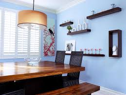 Small Picture Decorating with Floating Shelves HGTV