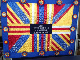 Keepsake Ribbon Quilts - Quilts & Great way to use your cooler and neck ribbons together! Adamdwight.com