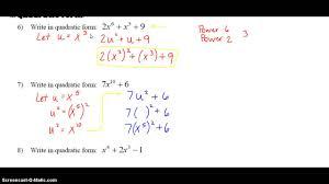 6 5 solving polynomial equations