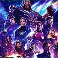 14x14 Avengers Endgame 14 Movie 14x14 ...