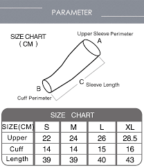 Arm Sleeve Size Chart Arm Sleeve For Women Rainbow Mermaid Fishs Scales Uv Protection Cooling Long Sports Compression Arms Cover Tattoo Sleeves Perfec Buy Sun