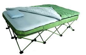 camp bed mattress