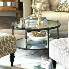 tanner round coffee table pier 1 end tables incredible tanner round coffee table bronze finish pottery