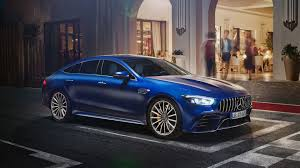 Normal mercedes sedans are always a bit staid and respectable, ideal for stolid burghers, police, and taxi drivers. Mercedes Amg Gt 4 Door Coupe Safety