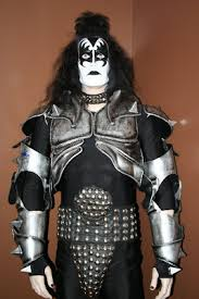 gene simmons kiss costume. i was one of the kids that never satisfied with watching monster movies or reading comic books. guy wanted to \ gene simmons kiss costume o