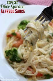 olive garden chicken alfredo with broccoli. Copycat Olive Garden Alfredo Sauce Intended Chicken With Broccoli