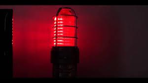 Hockey Goal Light And Horn The Budweiser Red Light Goal Horn